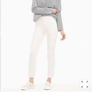 Martie Crop Pant with side zip